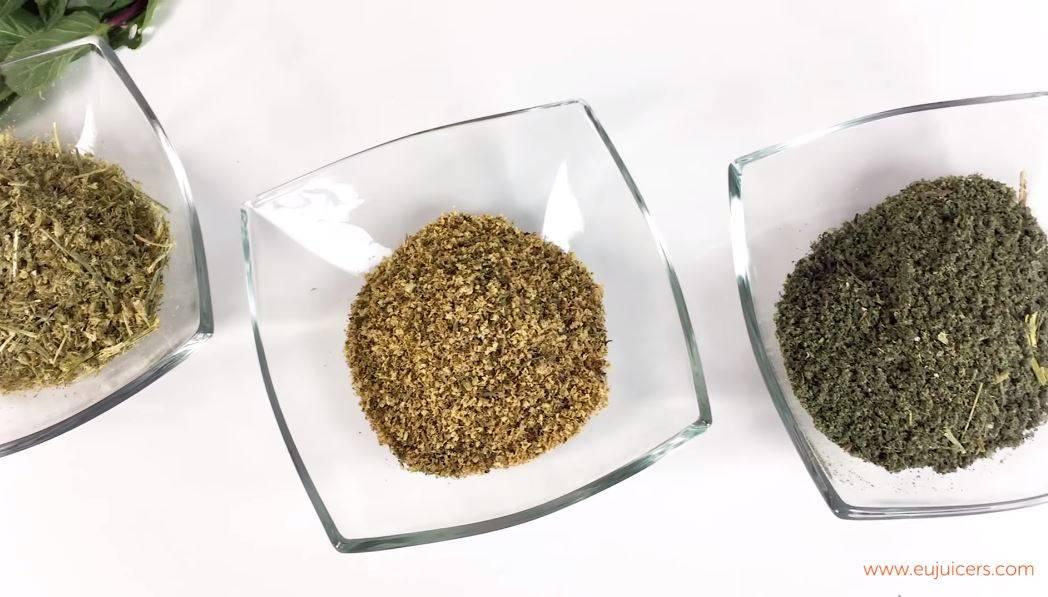 grinding herbs 4