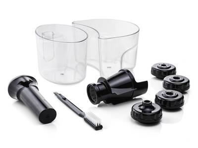 Vidia SJ-002 horizontal juicer accessories