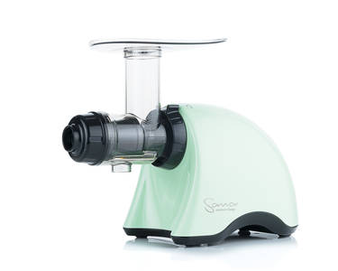 Sana EUJ-707 pistachio green profile