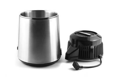 Destylator wody Aqua Compact chrom – części